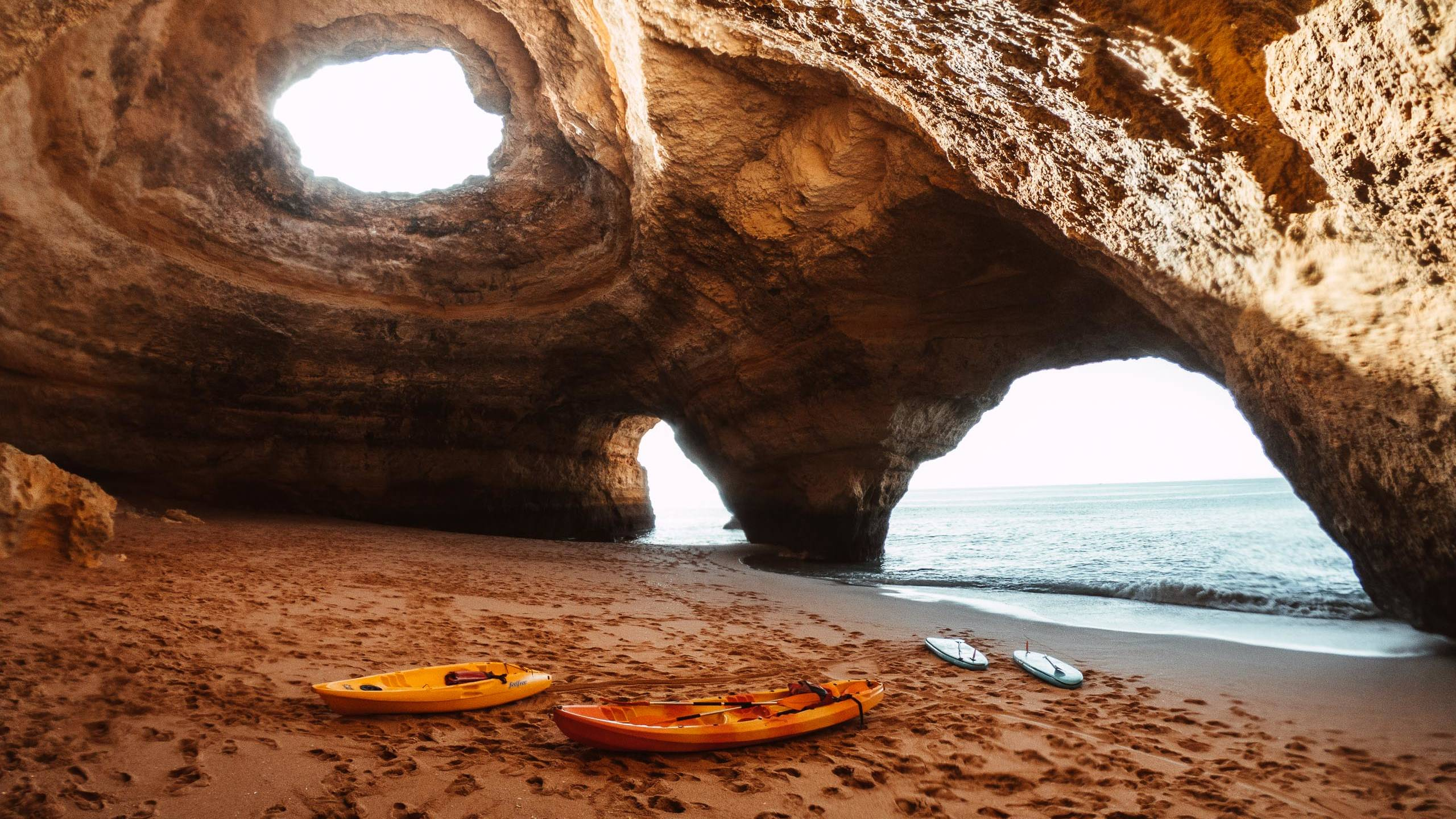 Benagil Sea Cave